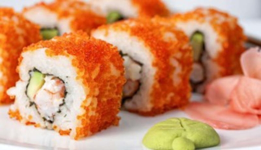best sushi orange beach