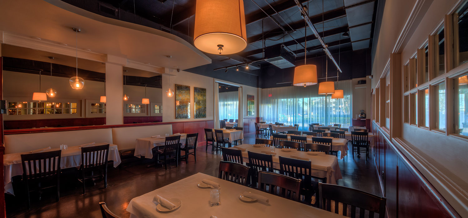 Big Fish Restaurant Inner View